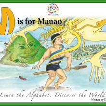 M is for Mauao